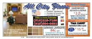 Deals  Discounts  ALL CITY FLOORS 11 10 300x127 21 FREE GIFTS !
