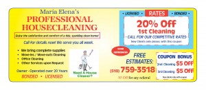 Deals  Discounts  MARIA ELENAS PROF. HOUSECLEANING 7 10 300x131 21 FREE GIFTS !