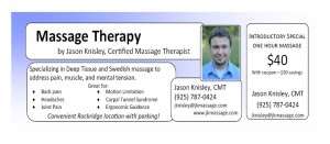 Deals  Discounts  MASSAGE BY JASON 2 112 300x131 21 FREE GIFTS !