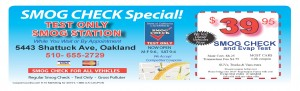 Deals  Discounts  Smog Check Speical 39 2 11 color1 300x91 21 FREE GIFTS !