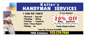 Deals  Discounts  KELLERS HANDYMAN 1 11 300x131 OVERSTOCK up to 60% OFF  FREE COUPONS   FREE BAY AREA COUPONS, FREE TEXT COUPONS for Oakland,  East Bay