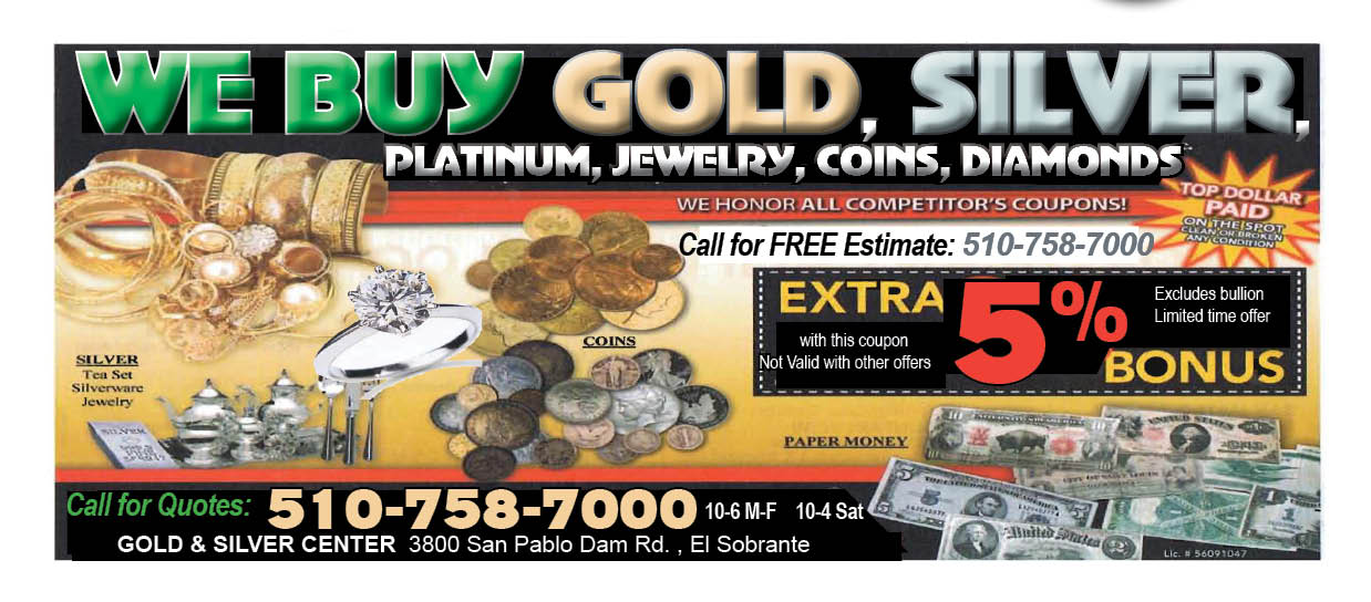 Local Oakland Eastbay Coupons And San Francisco Bay Area