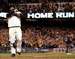 sandoval after home run