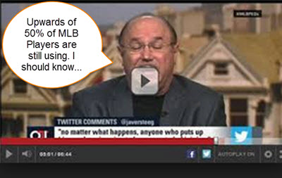 VICTOR CONTE400TWITTER  VIDEO FRONT w caption