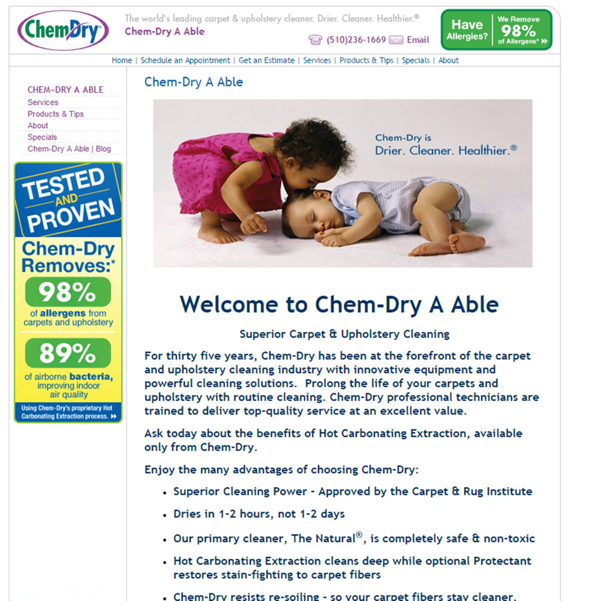 OFFICIAL CHEM DRY AABLE WETSITE 1200