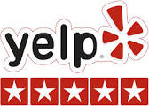 Yelp 5 star rated