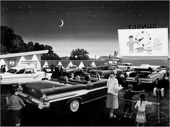 FREE Drive In Movie Night – Concord and San Jose