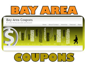 BAY AREA COUPONS  -  Best Deals & Discounts