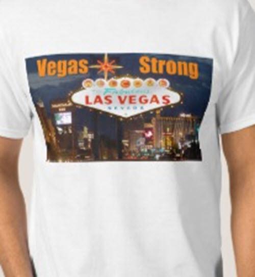 Vegas Strong Tshirts